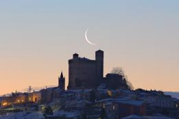 Serralunga: Luna calante