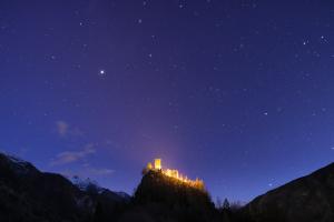 Chateau de Graines Giove val d'ayas