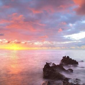 Alba a La Palma