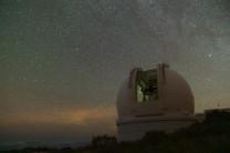 Il telescopio Hershel e l'airglow atmosferico.