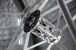 Lo specchio secondario del telescopio GranTeCan.