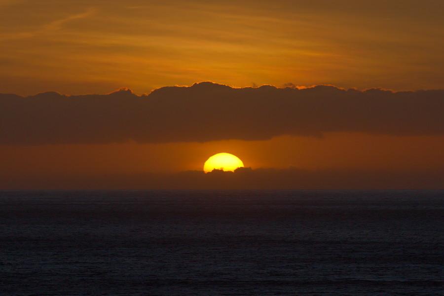 tramonto Fuencaliente