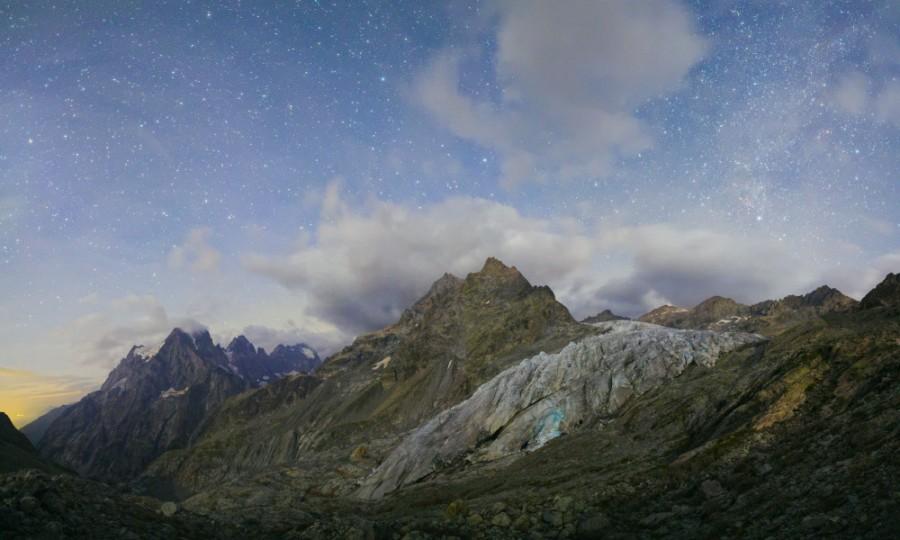Glacier BlancPanorama