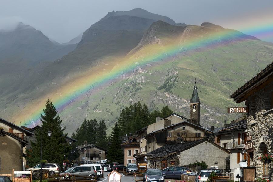 arcobaleno Bessans